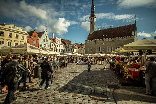Tallinn, City, Tourism
