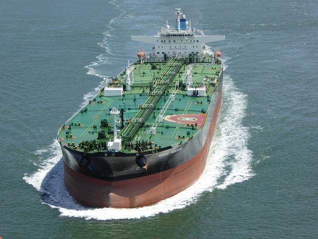 Tanker, Ship, Oil Tanker
