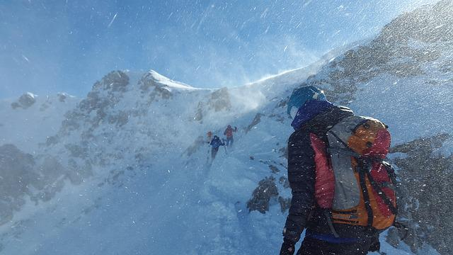 Gaishorn, Mountaineering, Tannheimer Mountains, Tyrol