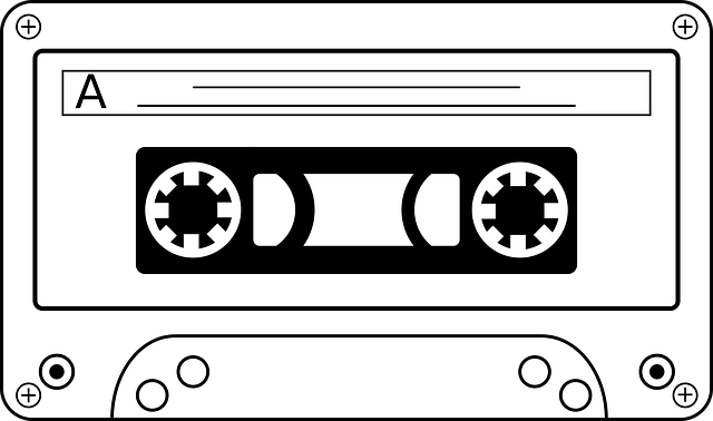 Tape, Cassette, Music Cassette, Magnetband, Analog