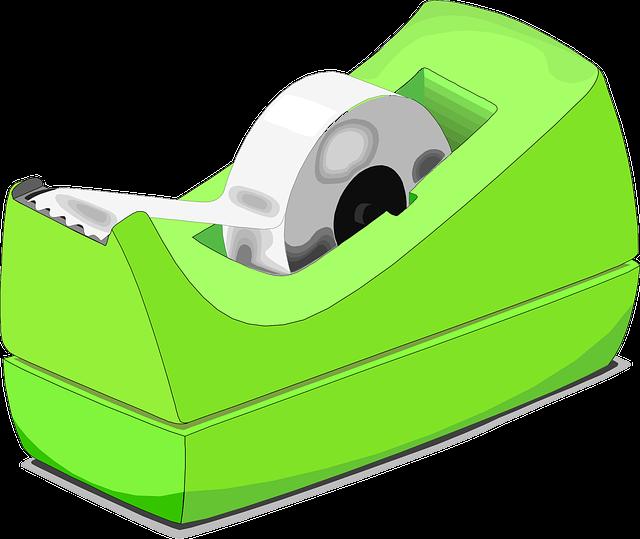 Tape, Tape Dispenser, Adhesive, Tape Holder, Roll