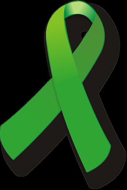 Ribbon, Tape, Green, Green Tie