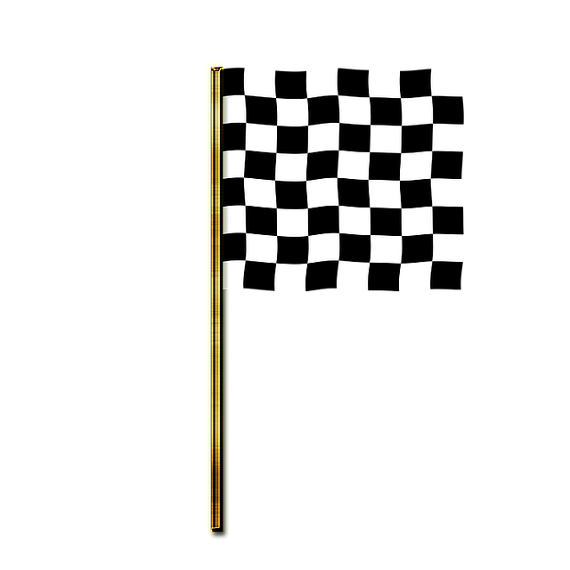 Flag, Targeted Banner, Checkered Flag, Start, Target