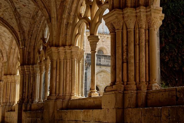 Monastery, Tarragona, Catalonia, Spain, Architecture