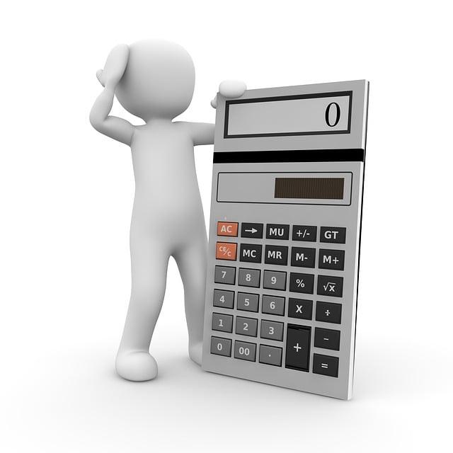 Calculator, Mathematics, Task, Solution