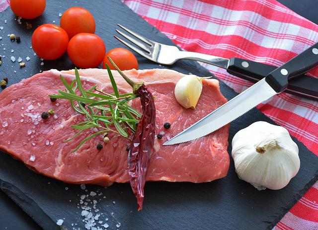 Steak, Rumpsteak, Raw, Beef, Grill, Tasty, Dine, Food