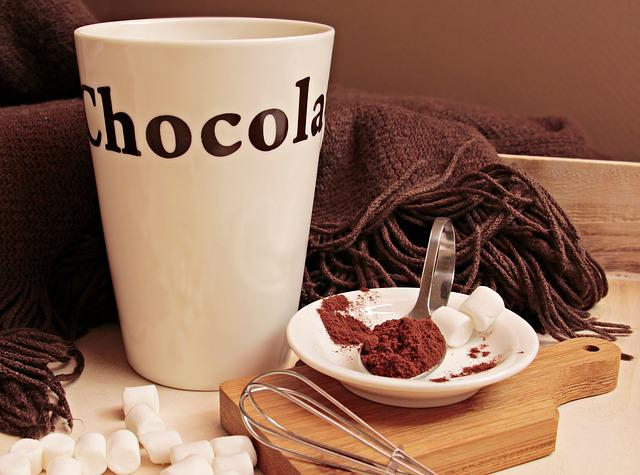 Cup, Cocoa, Cup Of Cocoa, Drink, Delicious, Tasty