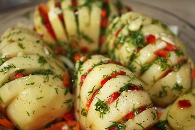 Potatoes, Food, Cooking, Gourmand, Tasty, Vegetable