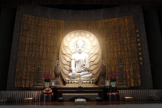 Buddha Statues, Buddhism, Tathagata, Fo Guang Shan