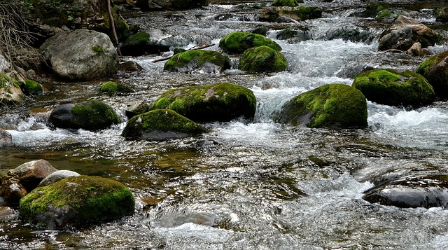 Tatry, Mountains, Landscape, Torrent Mountain, Water