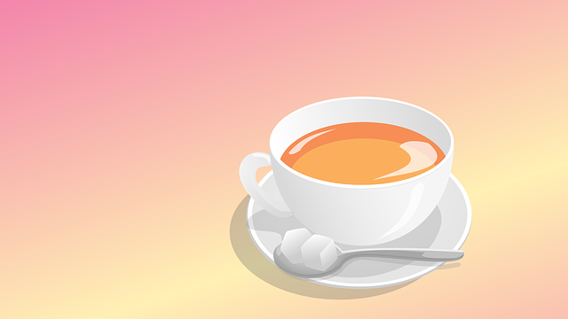 Tea, Cup, Sugar, Beverage, Hot, Breakfast, Relax