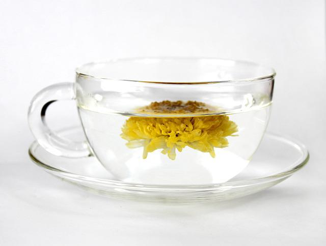 Cup, Tea, Chrysanthemum Tea