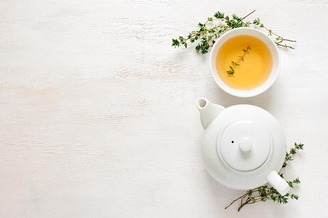 Green Tea, Drink, Chinese, Ceramics, Tea Cup, Tea Pot