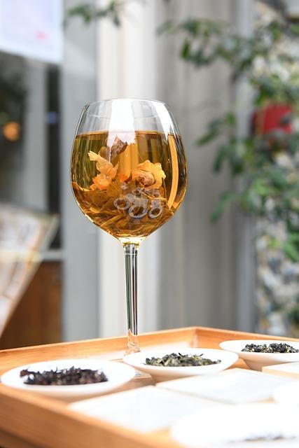 Jasmine Tea, Wine Glasses, Tea, Health, Daisy Dry