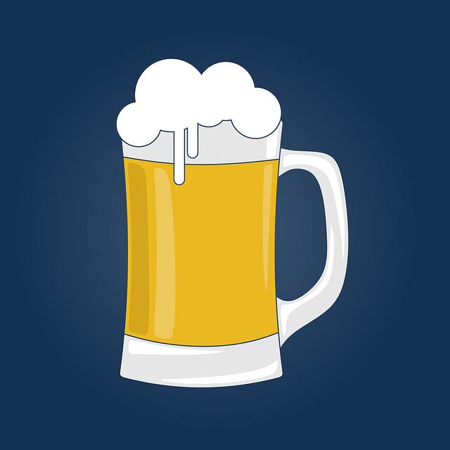 Mug, Drink, Beer, Tea, Foam, Glass
