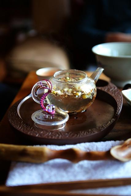 Teacup, Port, Kettle, Tea, Glass Kettle, Tableware
