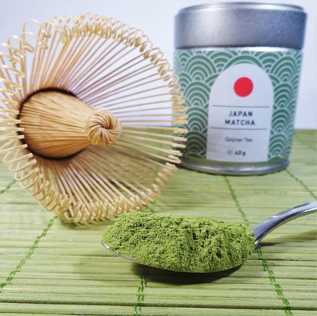 Matcha, Green Tea, Tee, Tea Powder, Japan, Chasen