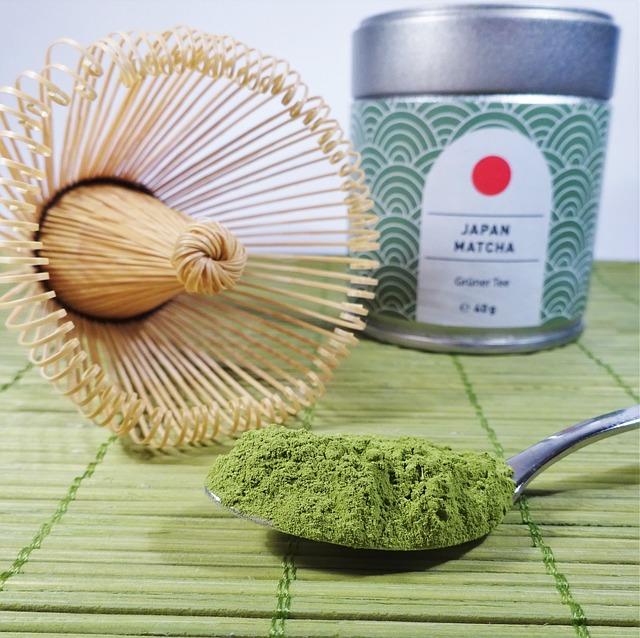 Matcha, Green Tea, Tee, Tea Powder, Japan, Chasen