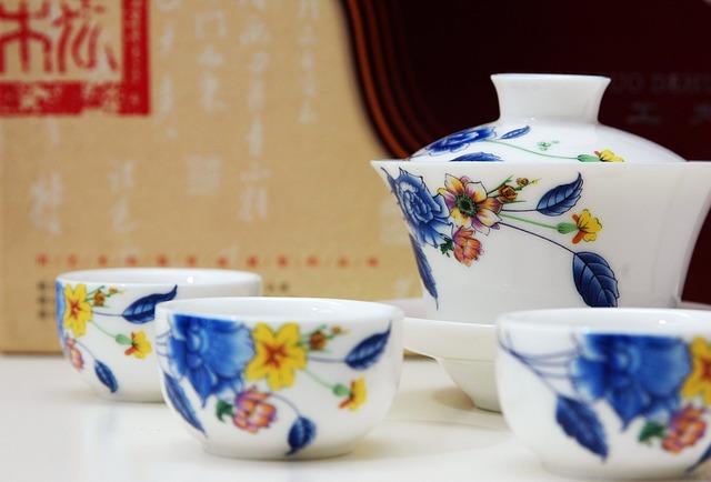 Nanjing, Tea Set, Practise Using