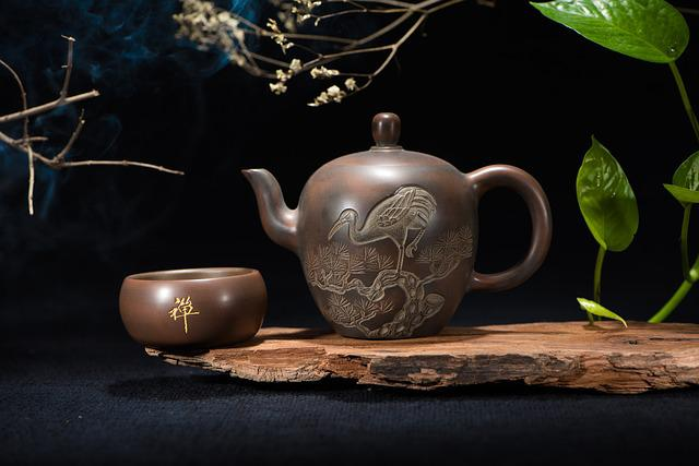 Tea Set, Teapot, Still Life Photography, Tea Ceremony