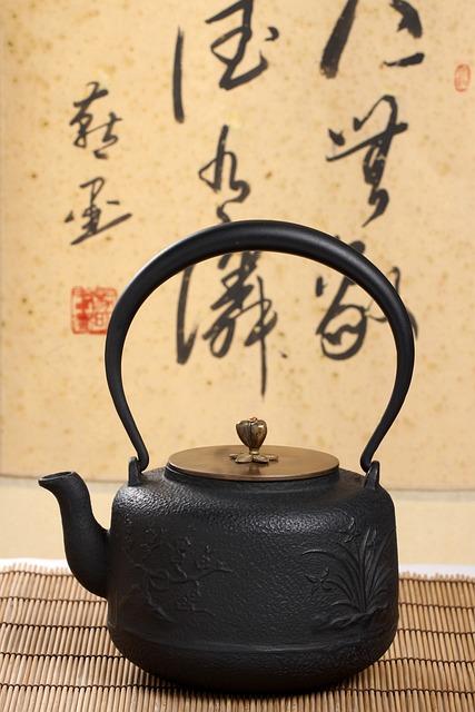 Tea, Teapot