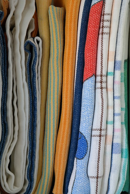 Tea Towels, Colorful, Dry, Rinse, Cloth, Fabric