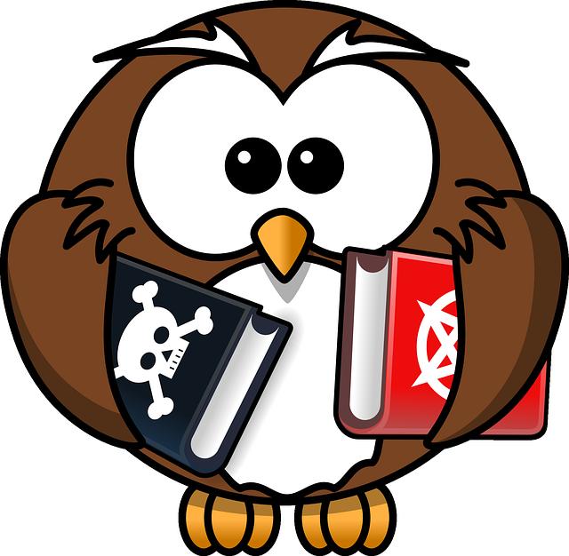 Owl, Teacher, Animal, Banned, Bird, Books, Funny