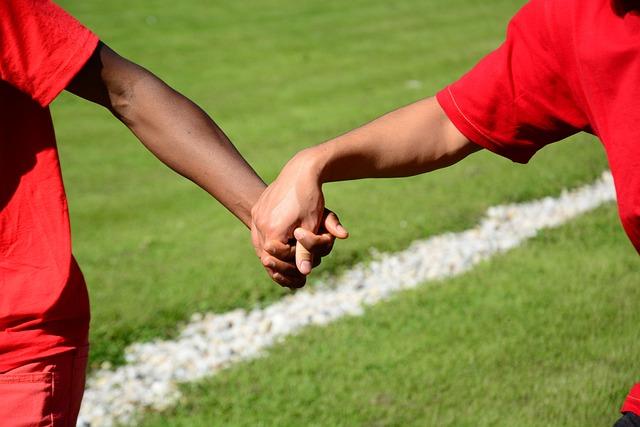 Handshake, Hands, Team