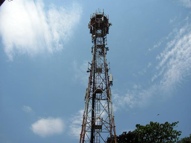 Antenna, Telecommunication, Tower, Technology