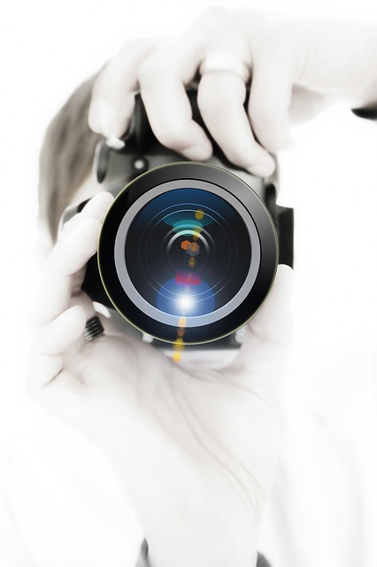 Photographer, Camera, Lens, Photo, Digital, Technology
