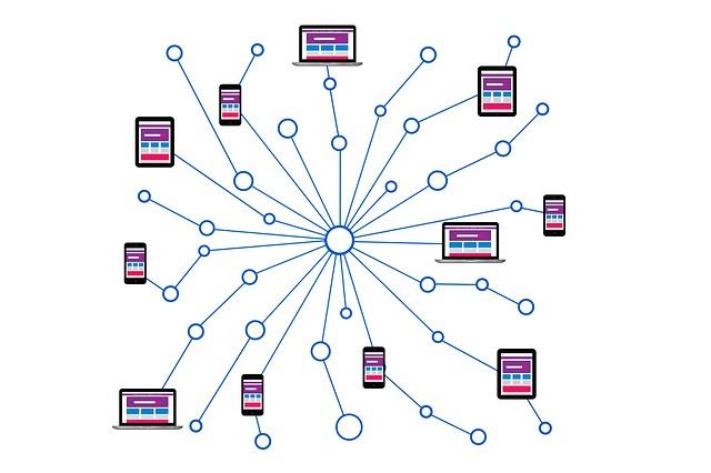 Technology, Internet, Connection, Network, Desktop