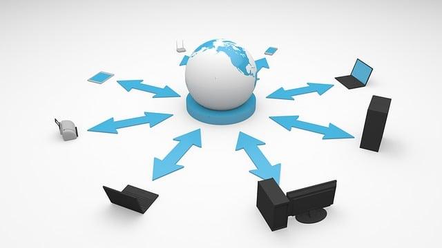 Global, Technology, Network, Globe, Digital, Internet