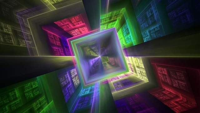 Perspective, Technology, Fractal, Sacred Geometry