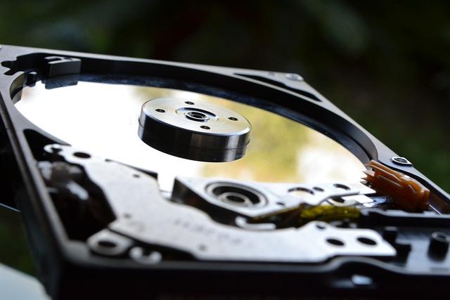 Hard Disk Drive, Pc, Informatica, Technology