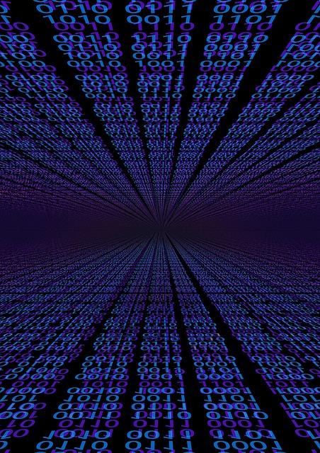 Binary, Technology, Informatics