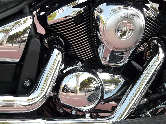 Motorcycle, Chrome, Technology, Exhaust, Metal, Vehicle