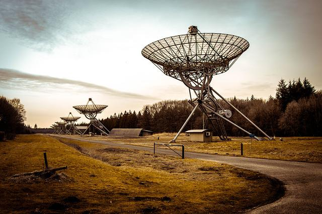 Radio Telescope, Westerbork, Netherlands, Technology