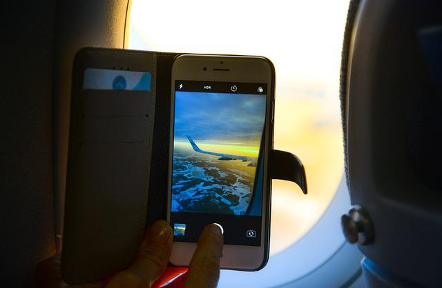 Technology, Plane, Phone, Flying, Airplane