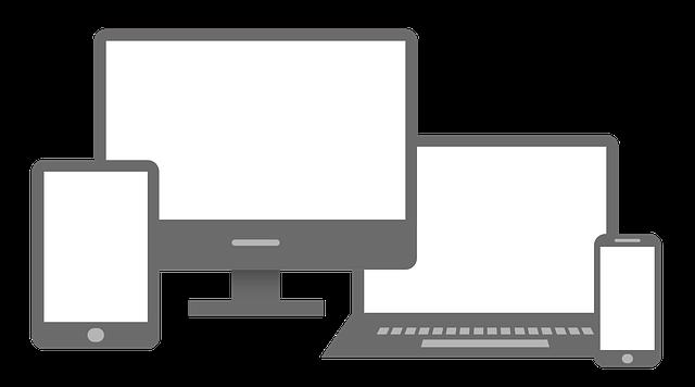 Technology, Equipment, Responsive, Web, The Internet