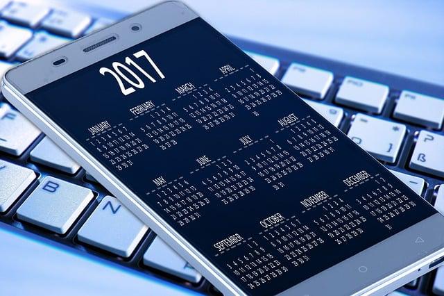 Agenda, Screen, Social, Phone, Mobile Phone, Technology