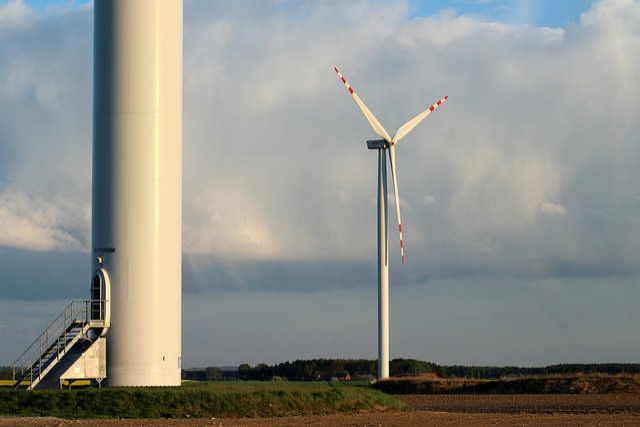 The Windmills, Wind Power, Turbine, Technology, Energy