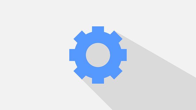 Settings, Tools, Options, Equipment, Technology, Tool