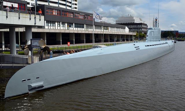 Submarine, Underwater Boat, Technology
