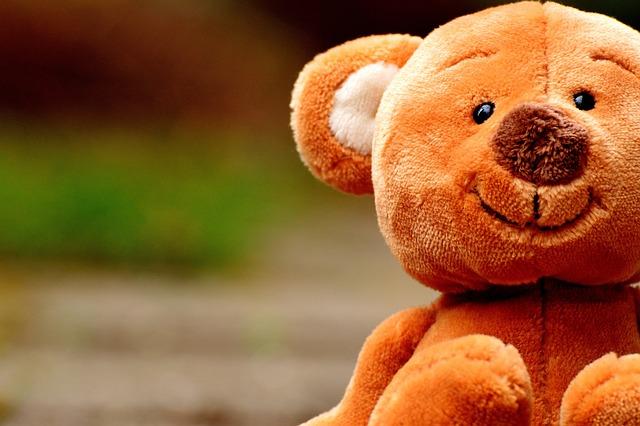 Teddy, Cute, Animal, Soft Toy, Teddy Bear, Plush