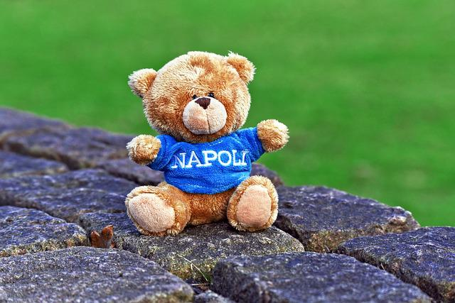 Teddy Bear, Stuffed Animal, Cuddly Toy, Teddy, Bear