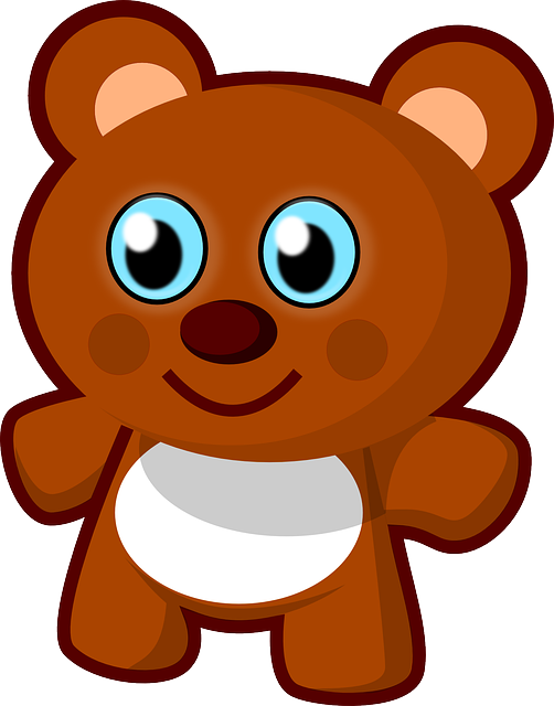 Teddy Bear, Teddy, Toy, Bear, Cute, Brown