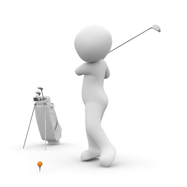Golf, Tee, Golf Tournament, Sport, Golf Clubs