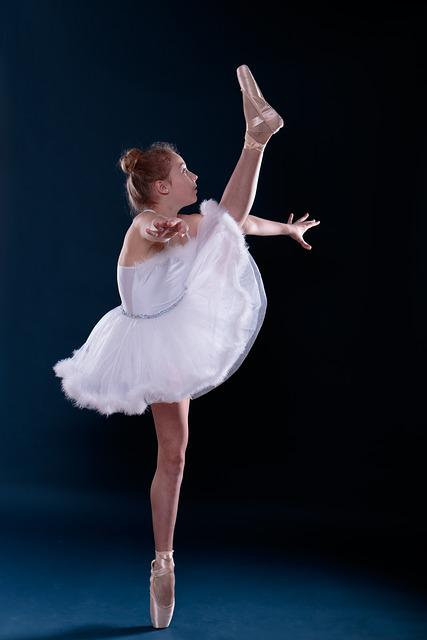 Ballet, Dancing, Ballerina, Child, Teen, Teenager