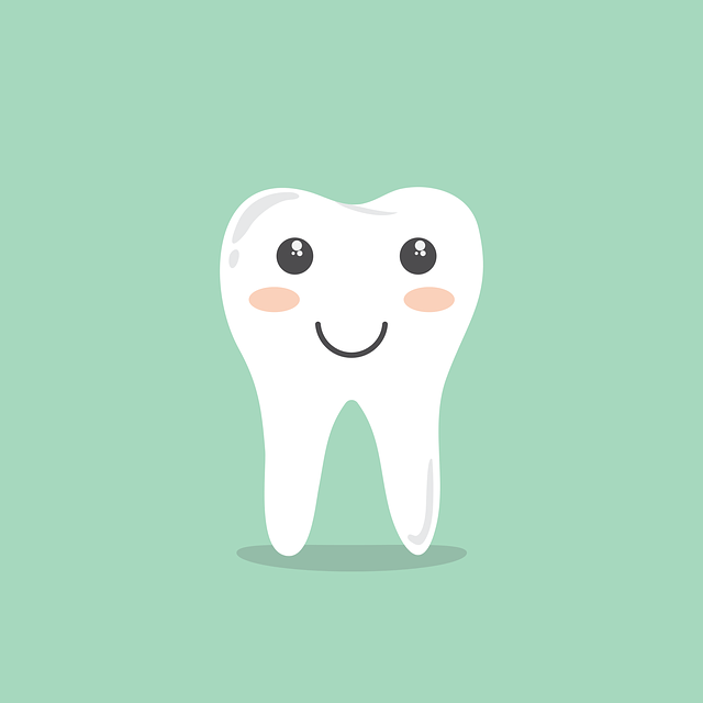 Teeth, Cartoon, Hygiene, Cleaning, Clipping, Cutout