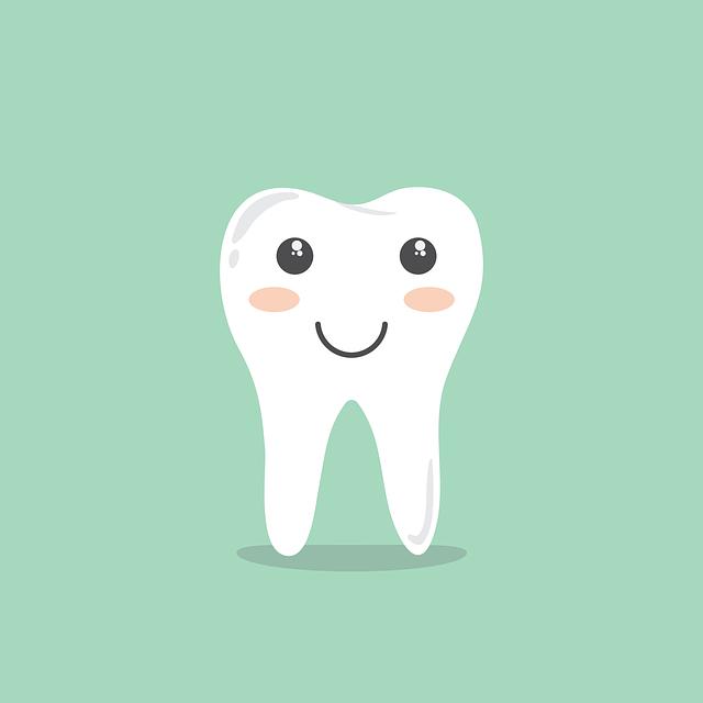 Teeth, Cartoon, Hygiene, Cleaning, Clipping, Cutout